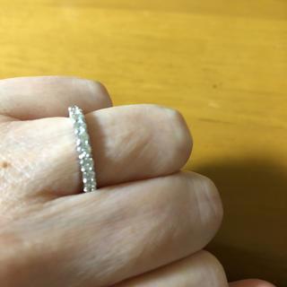 プラチナダイヤエタニティリング(リング(指輪))