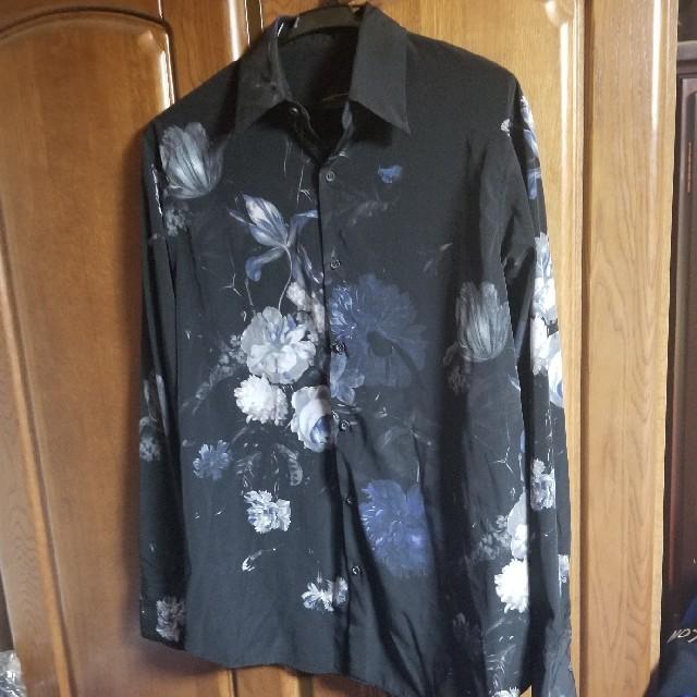 LAD MUSICIAN(ラッドミュージシャン)のlad musician 花柄 スタンダード シャツ メンズのトップス(シャツ)の商品写真