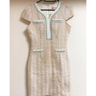 デイジーストア(dazzy store)のキャバドレス  ミニドレス(ナイトドレス)