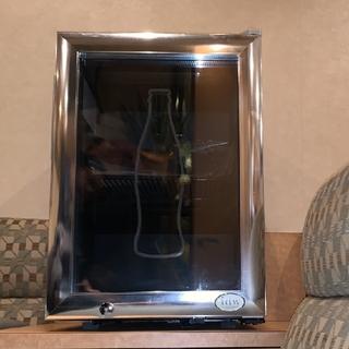 コカコーラ(コカ・コーラ)のとっくり様専用コカ・コーラ冷蔵庫(ノベルティグッズ)