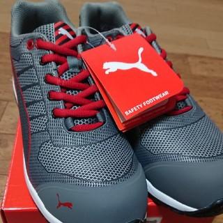 プーマ(PUMA)の値下げします。プーマ安全靴 新品未使用 27cm(その他)