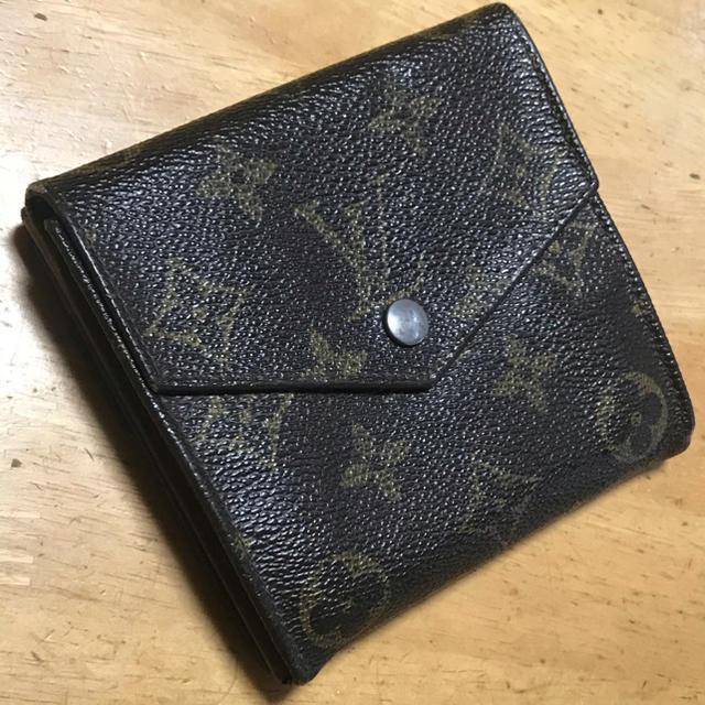 LOUIS VUITTON(ルイヴィトン)の119 ルイヴィトン モノグラム 折り財布 レディースのファッション小物(財布)の商品写真