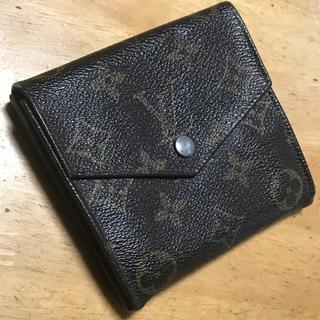 LOUIS VUITTON - 119 ルイヴィトン モノグラム 折り財布