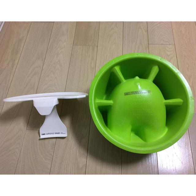 Bumbo バンボ  テーブル付 キッズ/ベビー/マタニティのキッズ/ベビー/マタニティ その他(その他)の商品写真