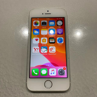 Apple - 美品!!SB版 iPhone SE 16GB ホワイト