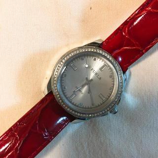 Furla - FURLA 腕時計 レザーベルト