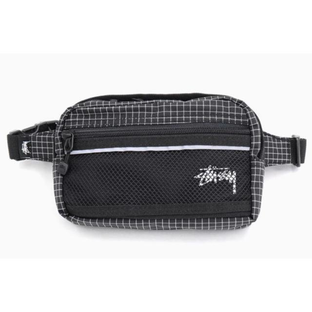STUSSY(ステューシー)の新品未使用、正規品タグ付きSTUSSYステューシーバッグ メンズのバッグ(ボディーバッグ)の商品写真