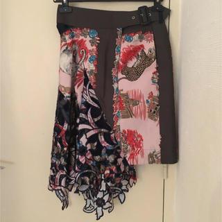 サカイ(sacai)のsacai スカート(ひざ丈スカート)