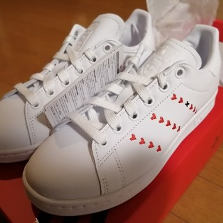 adidas - スタンスミス ハート 22.5