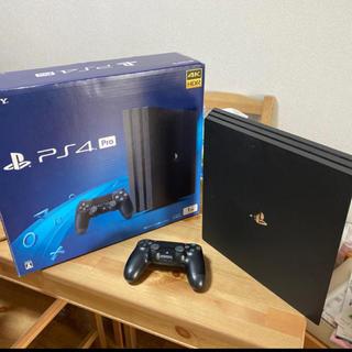 PlayStation4 - PlayStation4 Pro 1TB CUH-7000BB01 ps4