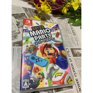 Nintendo Switch - 「スーパーマリオパーティ」 任天堂switch 超美品です!