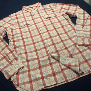 ダブルアールエル(RRL)のRRL チェックワークシャツ(シャツ)