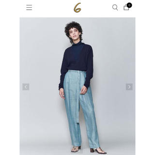 BEAUTY&YOUTH UNITED ARROWS - roku nakajiro dyed pants