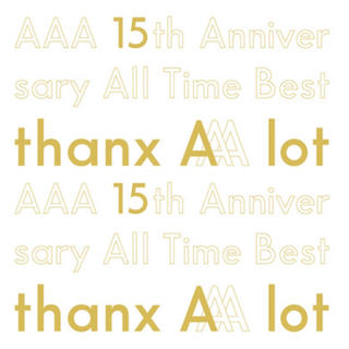 AAA - AAA 15th anniversary all time best