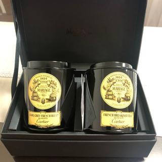 Cartier - カルティエ紅茶