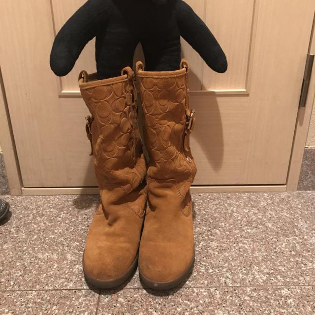 COACH(コーチ)のコーチ ロングブーツ レディースの靴/シューズ(ブーツ)の商品写真