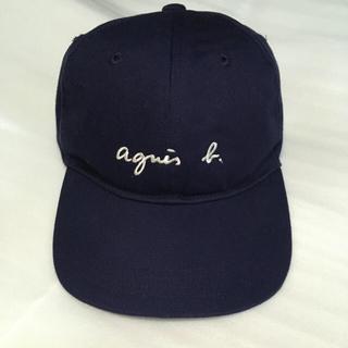 agnes b. - agnes b. キャップ