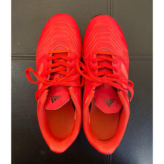 アディダス(adidas)のadidas  サッカーシューズ 23.5㎝(スニーカー)