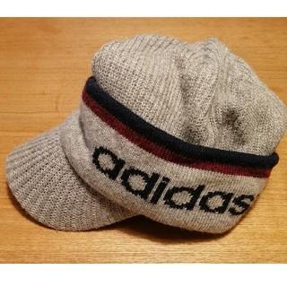 adidas - adidas ゴルフニット帽