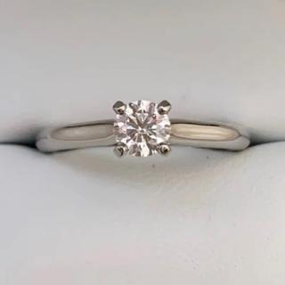 Cartier - 一粒ダイヤ ♡ カルティエ 婚約 指輪