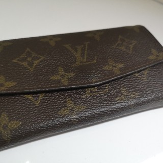 LOUIS VUITTON - 質屋出品o ルイヴィトン 財布 モノグラム 1987年廃盤ヴィンテージ