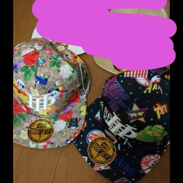 JAM(ジャム)のはらぺこキャップ キッズ/ベビー/マタニティのこども用ファッション小物(帽子)の商品写真