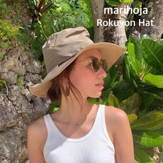 Marihoja マリホジャ ROKUYON HAT
