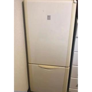 サンヨー(SANYO)の安い❗️三洋の冷凍冷蔵庫^ ^3月末まで(冷蔵庫)