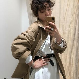 トゥデイフル(TODAYFUL)のTodayful 20ss Mouton nylon jacket(ナイロンジャケット)