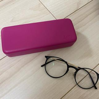 ゾフ(Zoff)のZoff  UVカット 度なしメガネ(サングラス/メガネ)