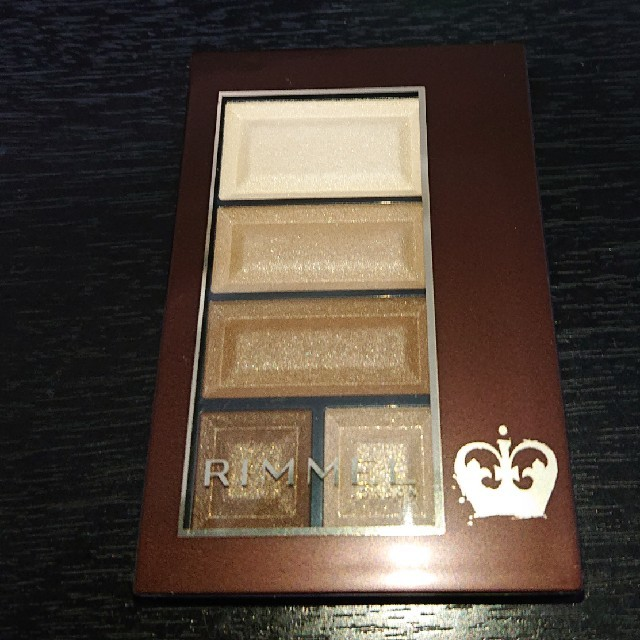 RIMMEL(リンメル)の❤️未使用❤️ リンメル ショコラスゥィートマット コスメ/美容のベースメイク/化粧品(アイシャドウ)の商品写真