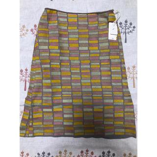 mina perhonen - 未使用ミナペルホネン*lake スカート  36サイズ