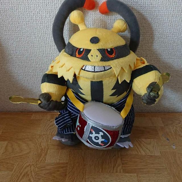 ポケモン(ポケモン)のバンドフェスぬいぐるみ3体セットです。 エンタメ/ホビーのおもちゃ/ぬいぐるみ(ぬいぐるみ)の商品写真