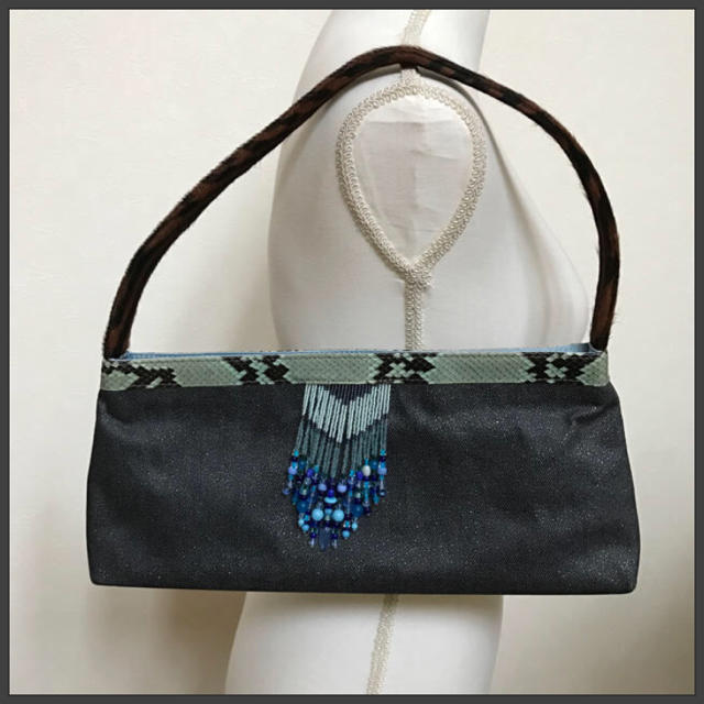 UNITED ARROWS(ユナイテッドアローズ)の未使用 TAMBU バッグ レディースのバッグ(ハンドバッグ)の商品写真
