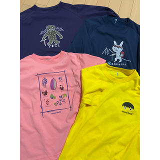mont bell - モンベル★キッズ160★Tシャツ2枚 ロンT2枚
