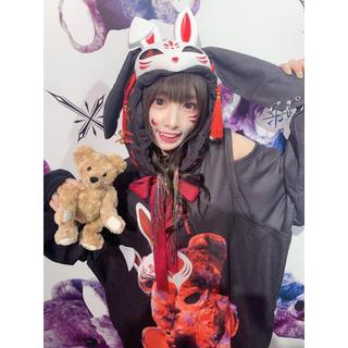 MILKBOY - TRAVAS TOKYO 椎名ひかりコラボプルオーバー パーカー  新品未開封