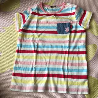 ホットビスケッツ(HOT BISCUITS)のミキハウス Tシャツ(Tシャツ/カットソー)