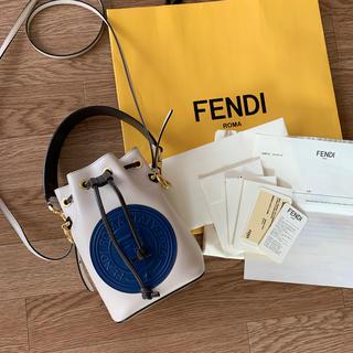 FENDI - フェンディFENDI☆モントレゾール☆ホワイト☆美品