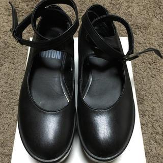 トーキョーボッパー(TOKYO BOPPER)のBERRY BUTTON♥バレリーナ(ローファー/革靴)