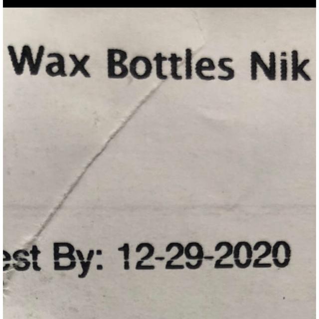 Nik-L-Nip ワックスボトルキャンディ 送料込み! その他のその他(その他)の商品写真