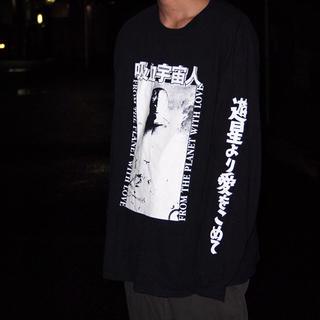 XLARGE - レア ウルトラセブン 幻の第12話 遊星より愛をこめて Tシャツ