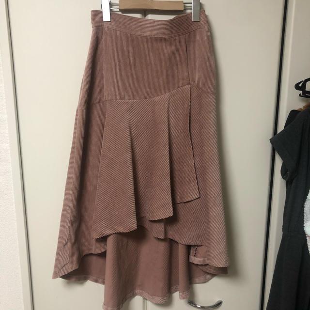 dazzlin(ダズリン)のdazzlin♡アシメスカート レディースのスカート(ひざ丈スカート)の商品写真