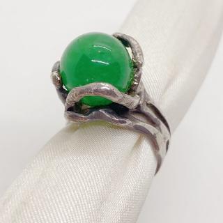 約11号 リング6[緑系2](リング(指輪))