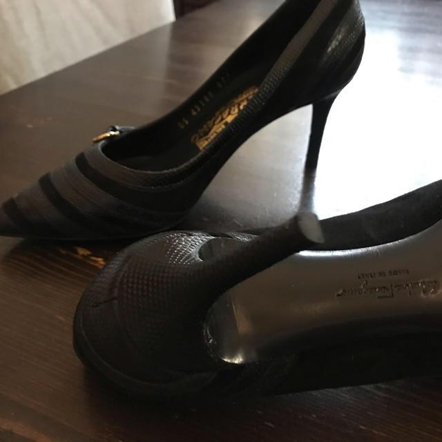 Salvatore Ferragamo(サルヴァトーレフェラガモ)のフィラガモの靴 レディースの靴/シューズ(ハイヒール/パンプス)の商品写真