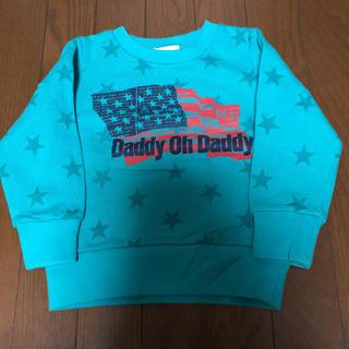ダディオーダディー(daddy oh daddy)の早い者勝ち‼︎[美品]Daddy Oh Daddy トレーナー(Tシャツ/カットソー)