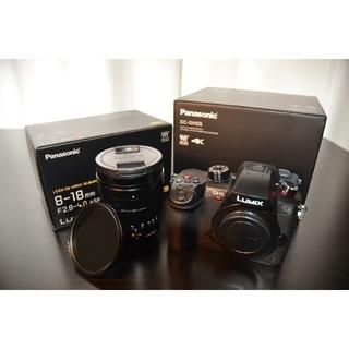Panasonic - Panasonic LUMIX GH5S & LEICA レンズ 8-18