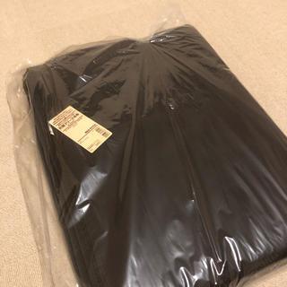ムジルシリョウヒン(MUJI (無印良品))の無印良品 片面フリース毛布 新品未使用 シングル ブラウン(毛布)