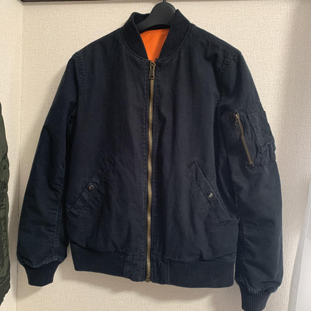 Supreme(シュプリーム)のsupreme reversible ma-1 jacket S 木村拓哉 メンズのジャケット/アウター(ブルゾン)の商品写真