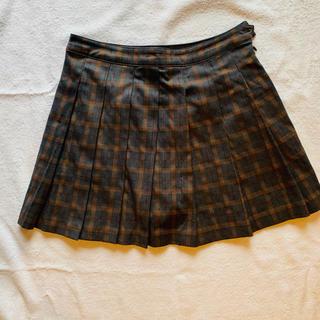 GYDA - ジェイダのチェックプリーツスカート