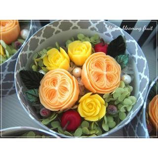 ソープカービング (石鹸彫刻)アレンジメント(その他)